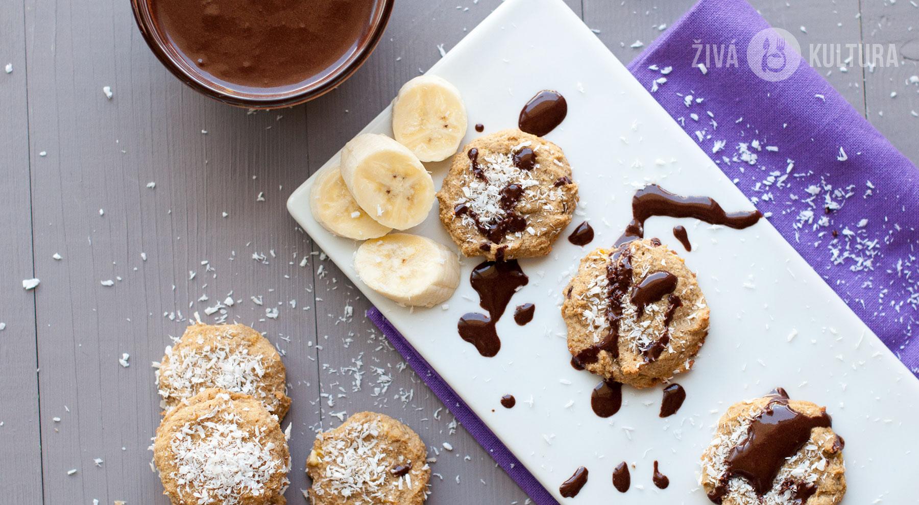 Banánové sušenky