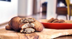 Makové sušenky